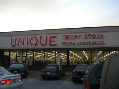 Unique Thrift Store Chicago Illinois United States