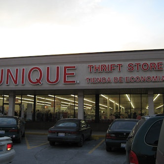 Unique Thrift Store