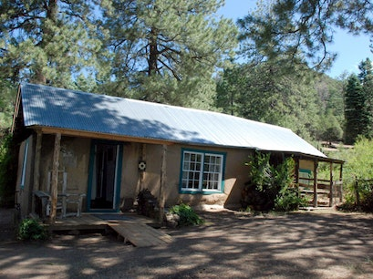 D.H. Lawrence Ranch  Taos New Mexico United States