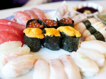 Ino Sushi San Francisco California United States