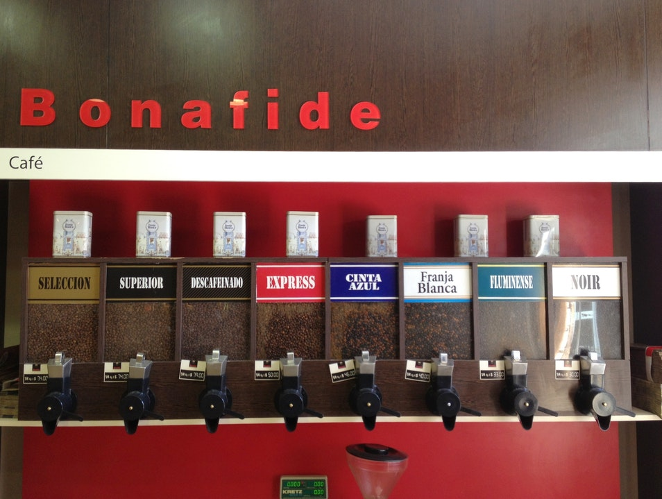 Coffee Break at Bonafide