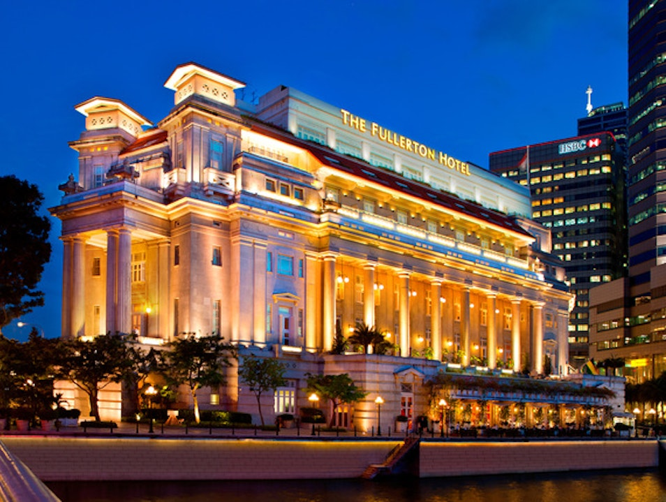 The Fullerton Hotel Singapore  Singapore