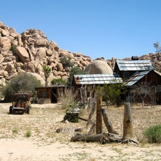 Keys Ranch, Joshua Tree National Park