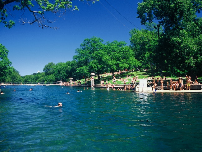 Chill Out in Austin