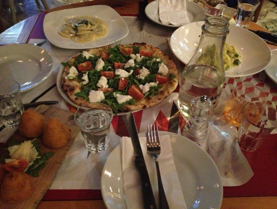 True Italian Cuisine at Toronto's La Bettola Di Terroni