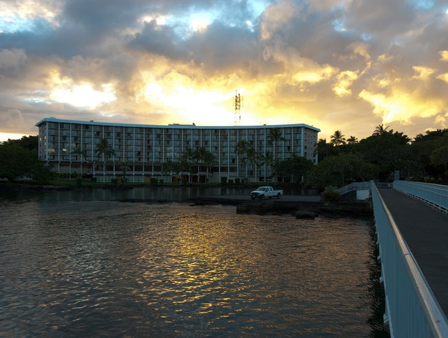 Largest Hilo Hotel Stay