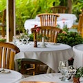 Young Island Resort Restaurant Arnos Vale  Saint Vincent and the Grenadines