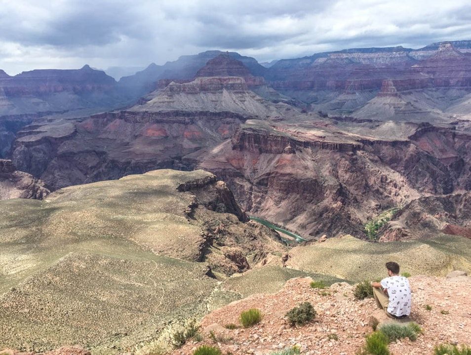 Hike the South Kaibab Trail North Rim Arizona United States