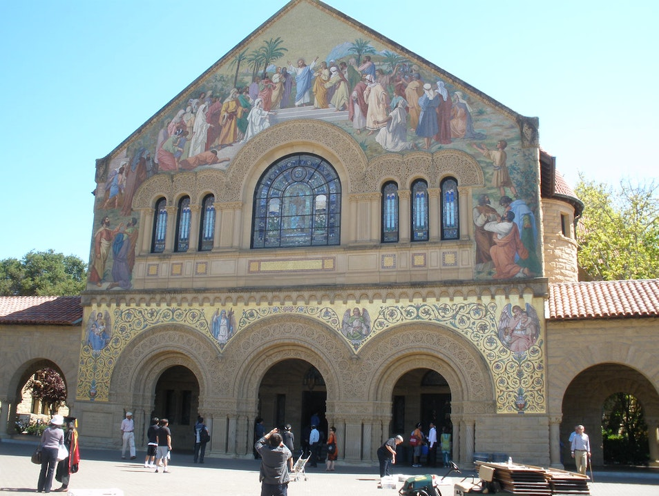 A European Experience in Palo Alto Stanford California United States