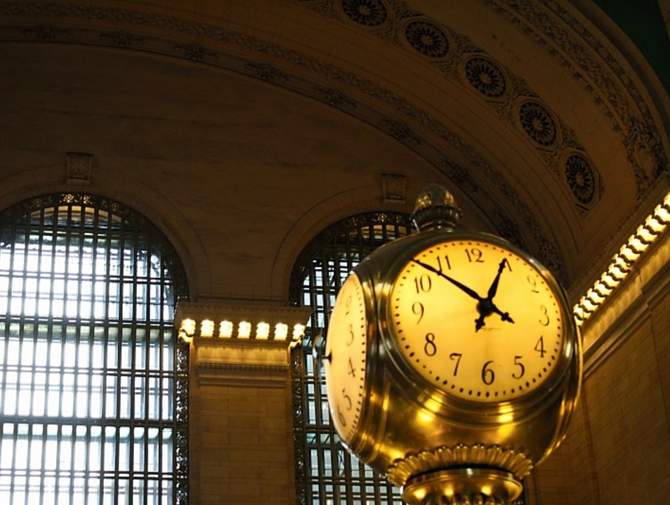 Grand Central Station New York New York United States