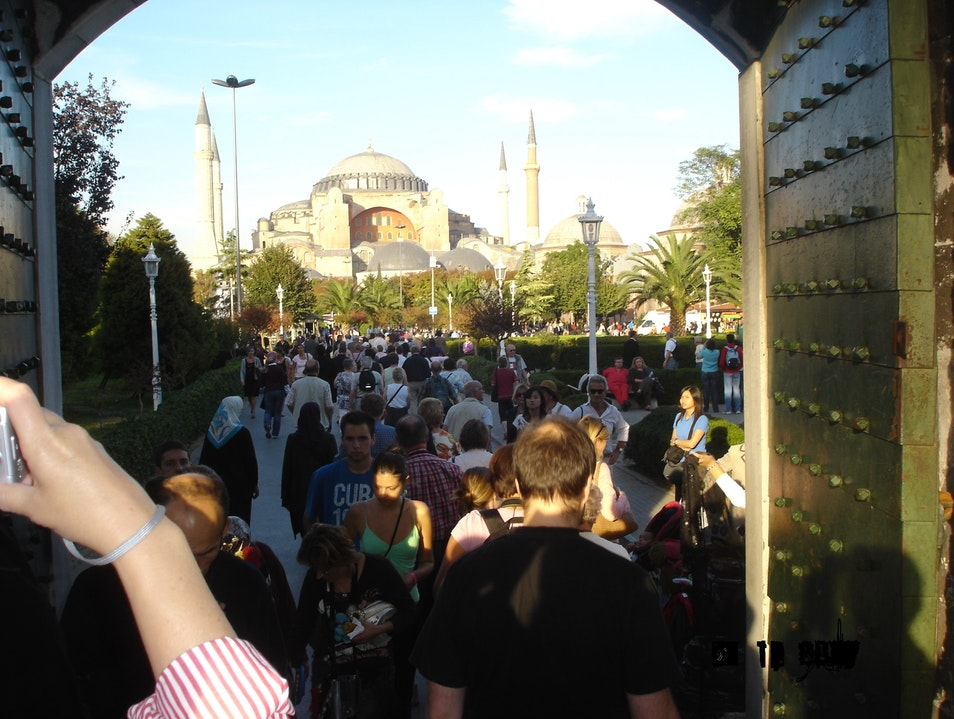 Istanbul, Paris of the East