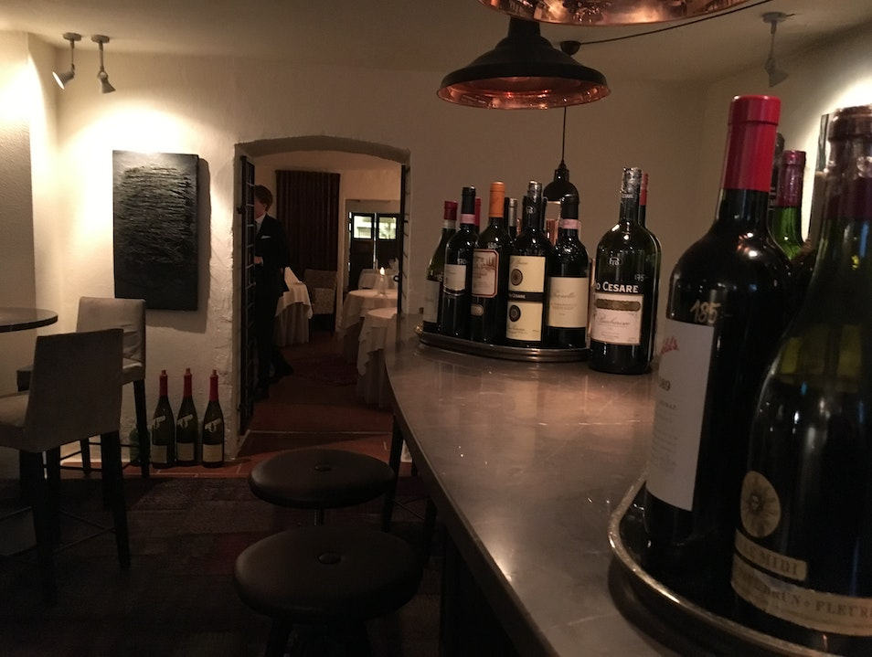 Vintage Wines in Gourmet Setting Gothenburg  Sweden