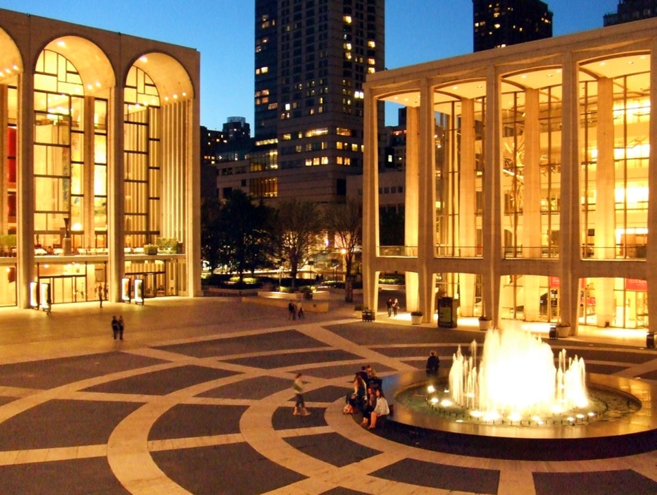 The Metropolitan Opera New York New York United States