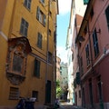 Campopisano neighborhood Genoa  Italy