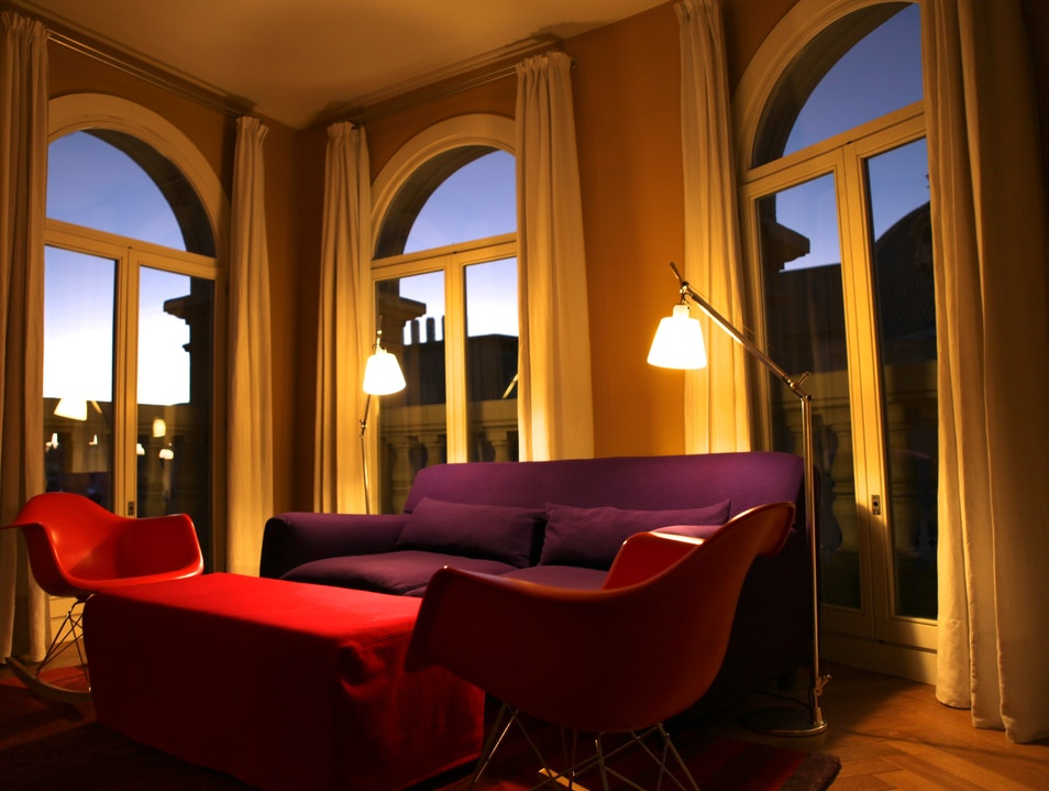 A Great Boutique Hotel, Right Where You Want to Be Madrid  Spain