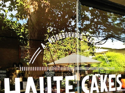 Haute Cakes Cafe Newport Beach California United States