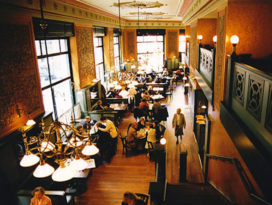 Central Coffeehouse restored to step back in time