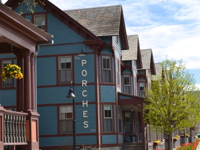 The Porches Inn at Mass Moca North Adams Massachusetts United States