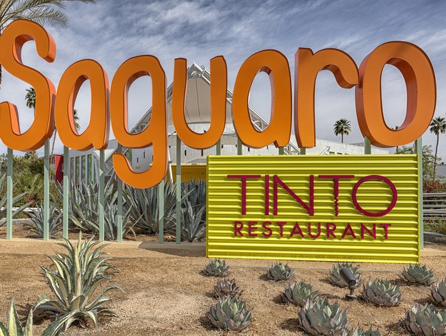 Be Bold at the Colorful Saguaro Hotel