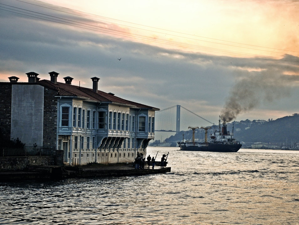 See the Heart of Istanbul on the Bosphorus Istanbul  Turkey