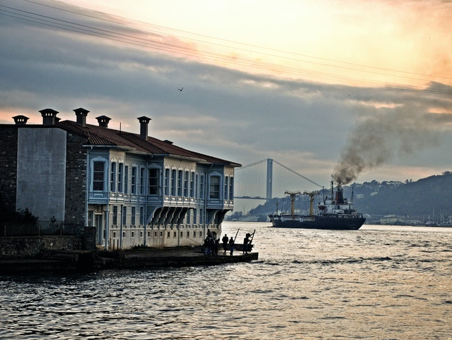 See the Heart of Istanbul on the Bosphorus