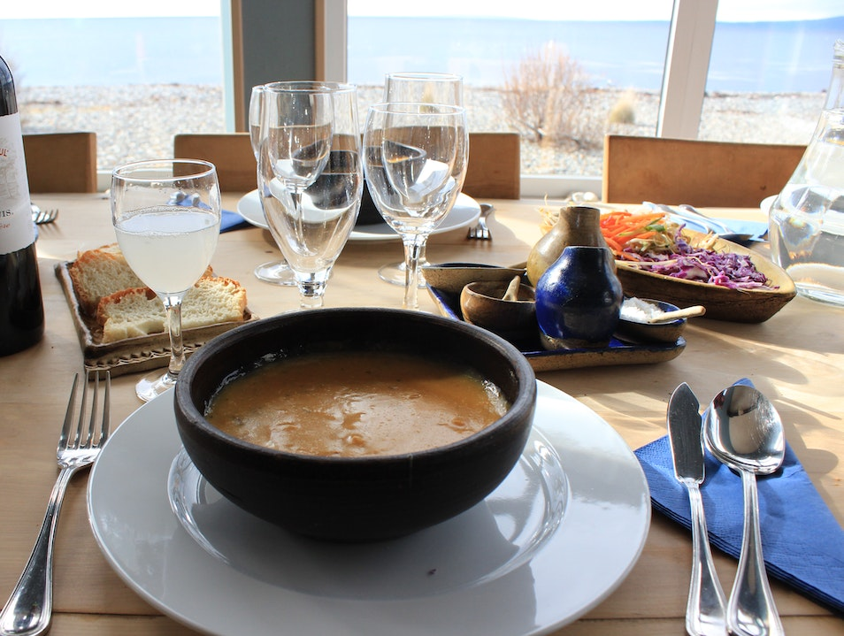 Stay At the End of the World at Hosteria Faro San Isidro