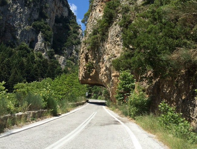 The Best Drive in Greece?