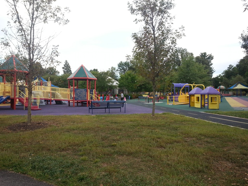 A Playground for All Abilities Mc Lean Virginia United States