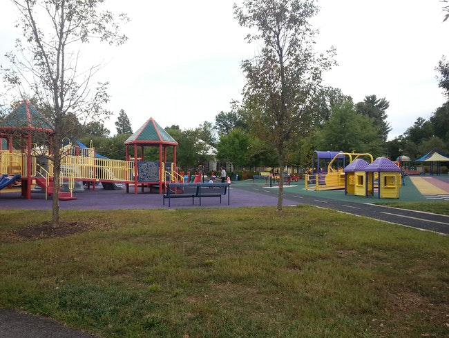 A Playground for All Abilities