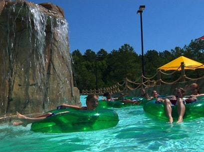 Ocean Breeze Waterpark Virginia Beach Virginia United States