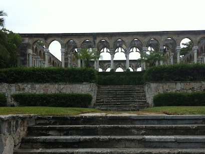 The Cloisters   The Bahamas