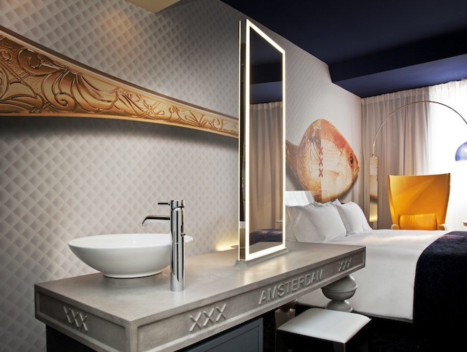 Andaz Makes a Splash in Amsterdam Amsterdam  The Netherlands