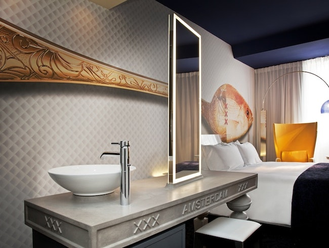 Andaz Makes a Splash in Amsterdam