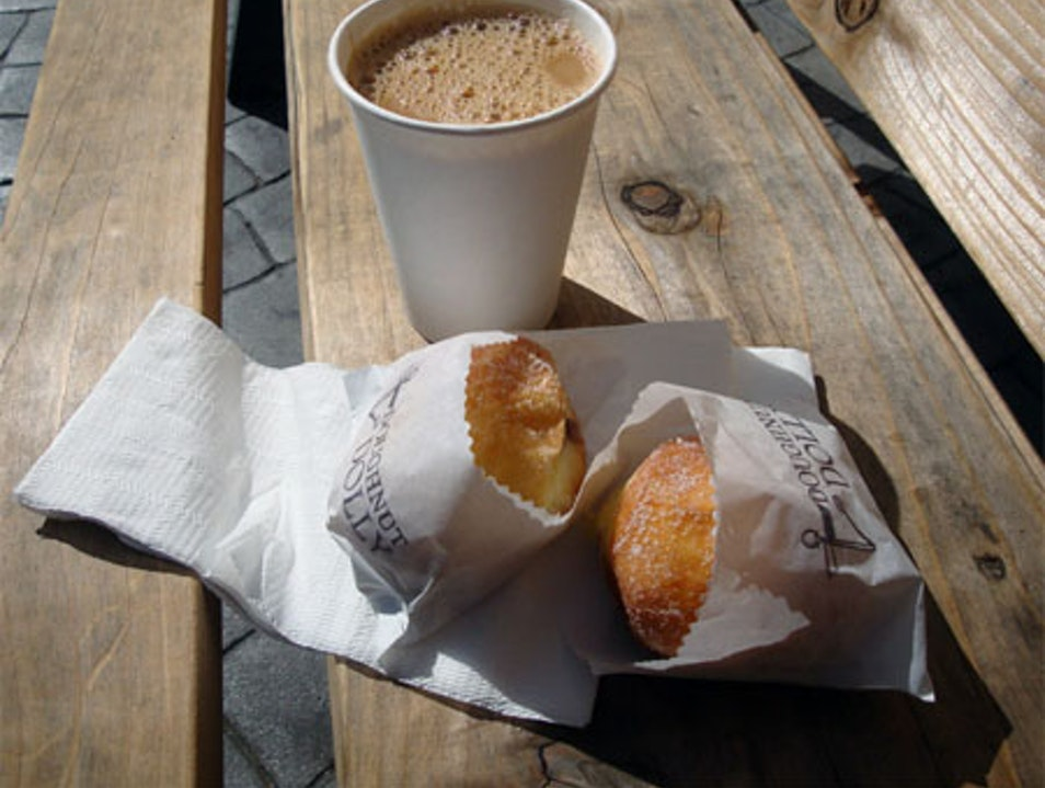Indulge at Doughnut Dolly Oakland California United States