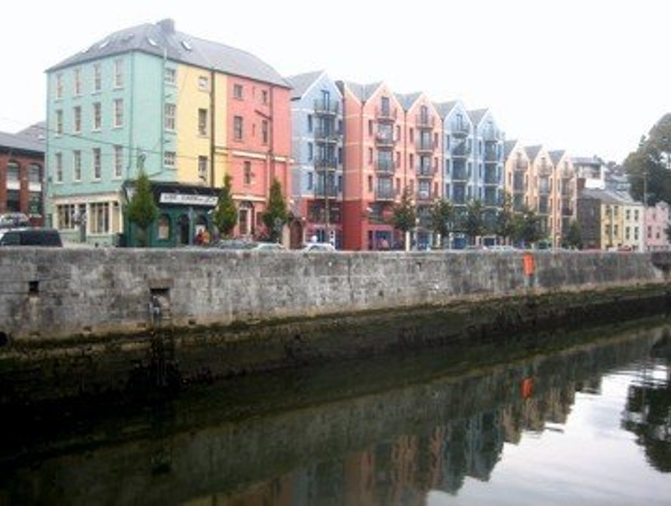Colors of Galway