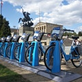 Indego Bike Share Philadelphia Pennsylvania United States