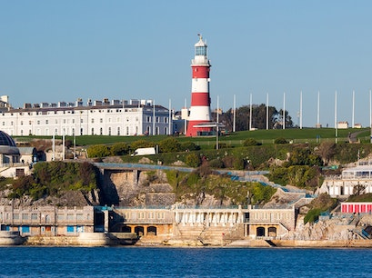 Port of Plymouth Plymouth  United Kingdom