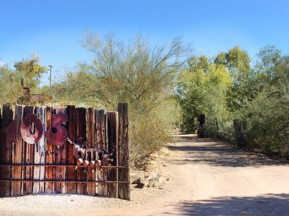 Cattle Track Arts Scottsdale Arizona United States