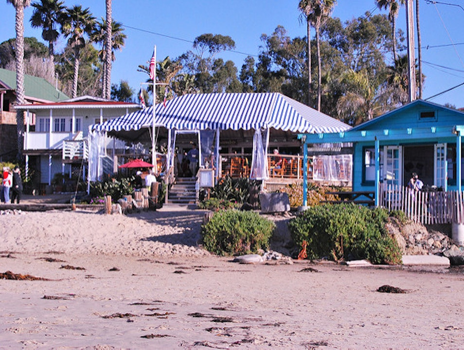 Step back in time to 1920's beach life Newport Beach California United States