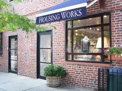 Housing Works Thrift Shops New York New York United States