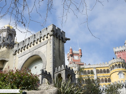 Pena National Palace Sintra  Portugal