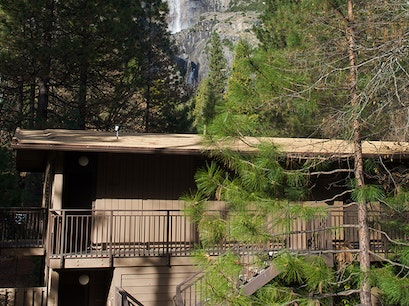 Yosemite Valley Lodge Yosemite National Park California United States
