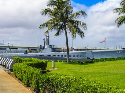 Uss Bowfin Submarine Museum & Park Honolulu Hawaii United States