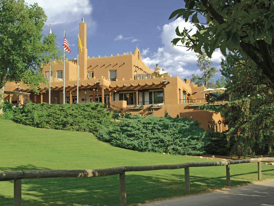 Bishop's Lodge Ranch Resort & Spa Santa Fe New Mexico United States