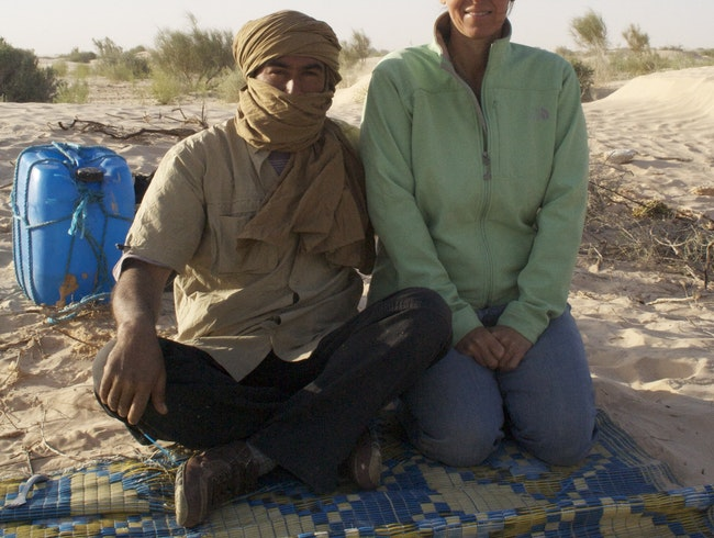 Traveling with Bedouin in the Sahara