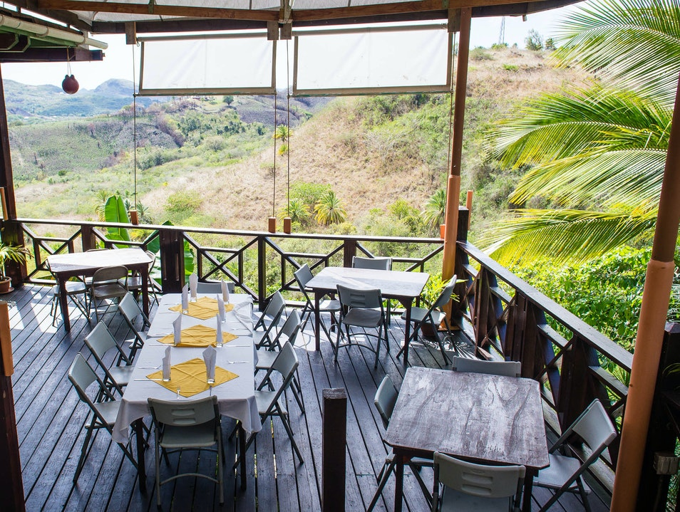 Craving: A Family-Style Dinner in Antigua Buckleys  Antigua and Barbuda