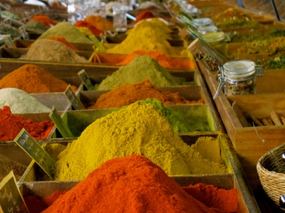 Spice Market  Antibes  France