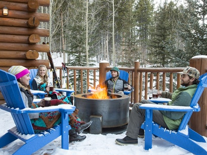 The Bivvi Hostel Breckenridge Colorado United States