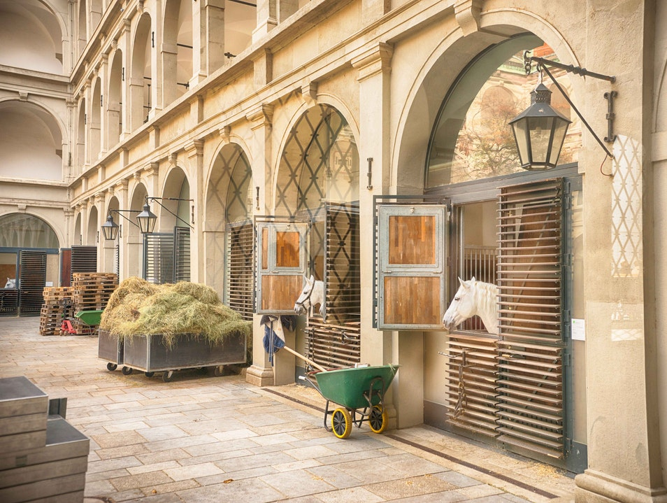 Stables of the Spanish Riding School
