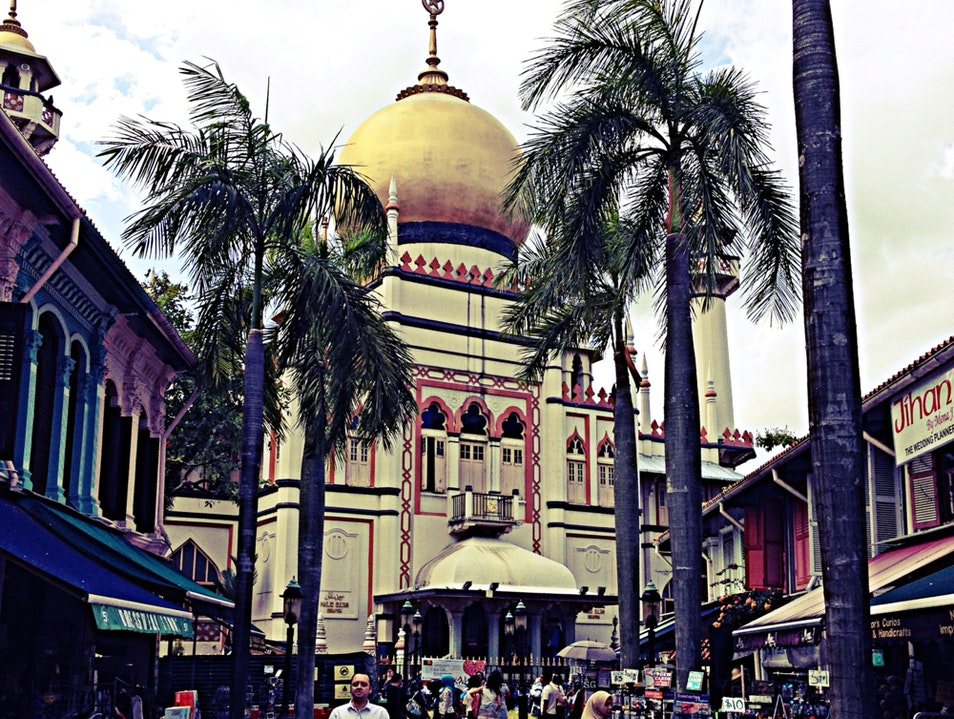 Arabian Glamour in Kampong Glam